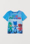 Bright blue/PJ Masks