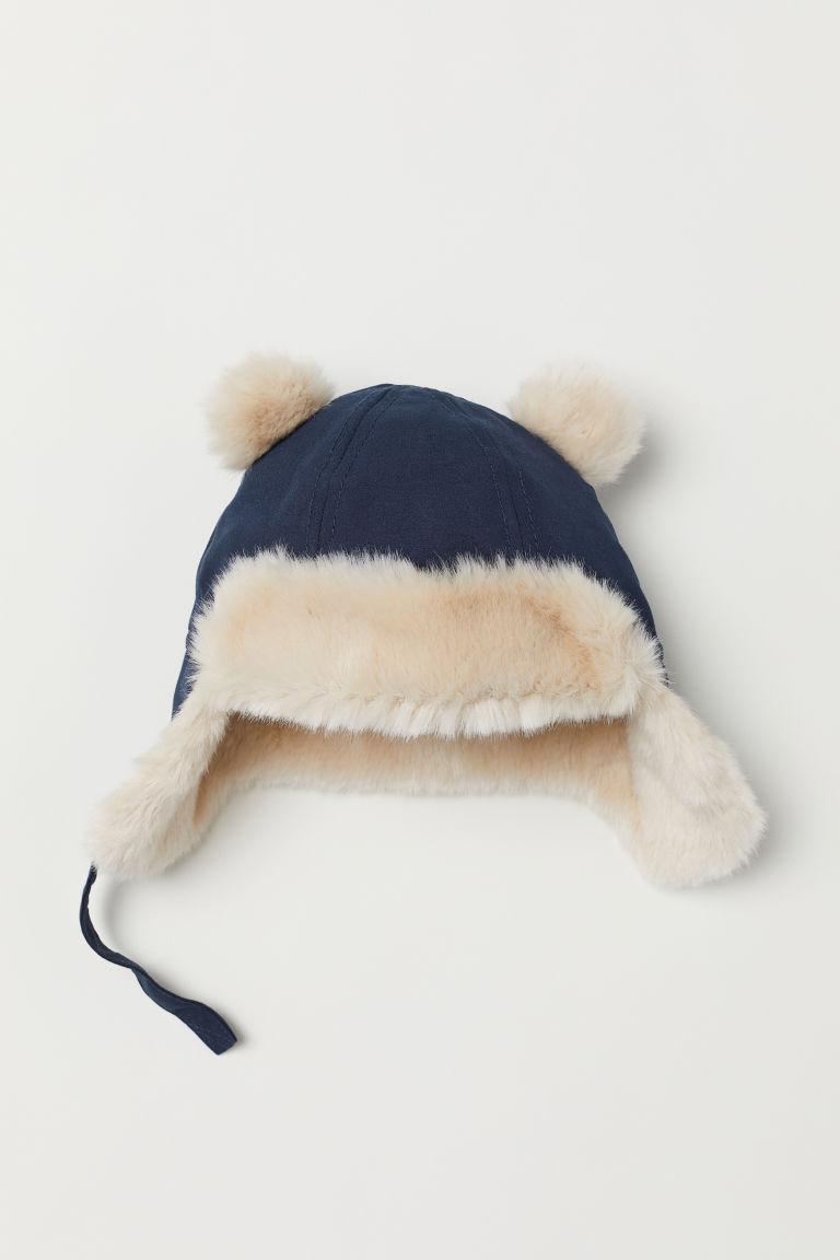 H&M Fleeced lined Hat $12.99