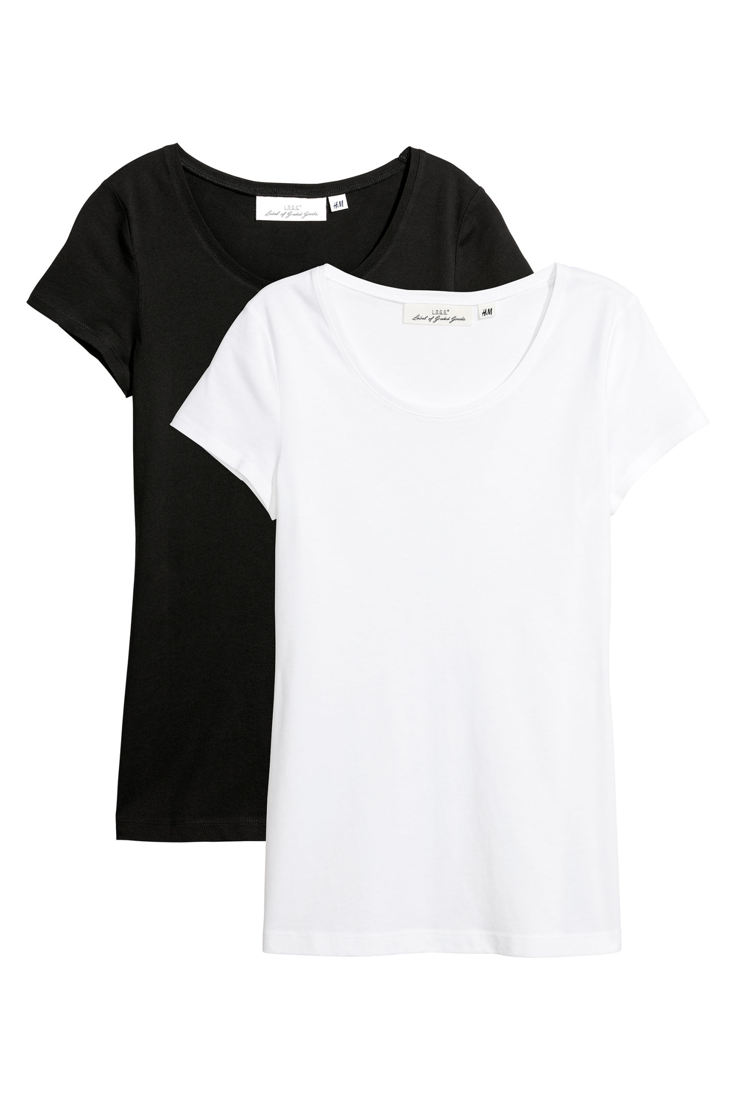 55774da0bb2d ... zoomDouble tap image to zoom. 2-pack short-sleeved tops ...