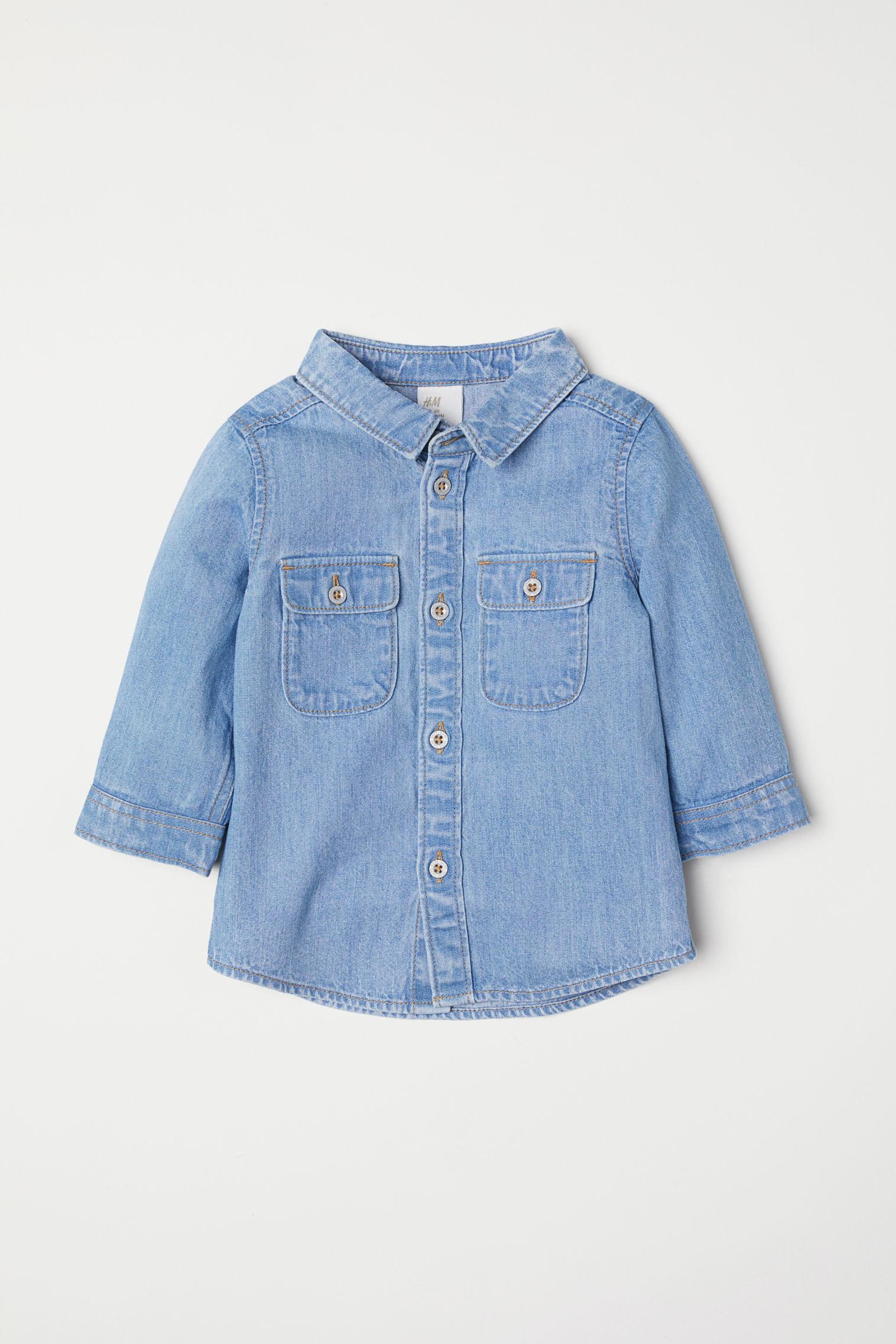 245b89dc10c Denim shirt · Denim shirt