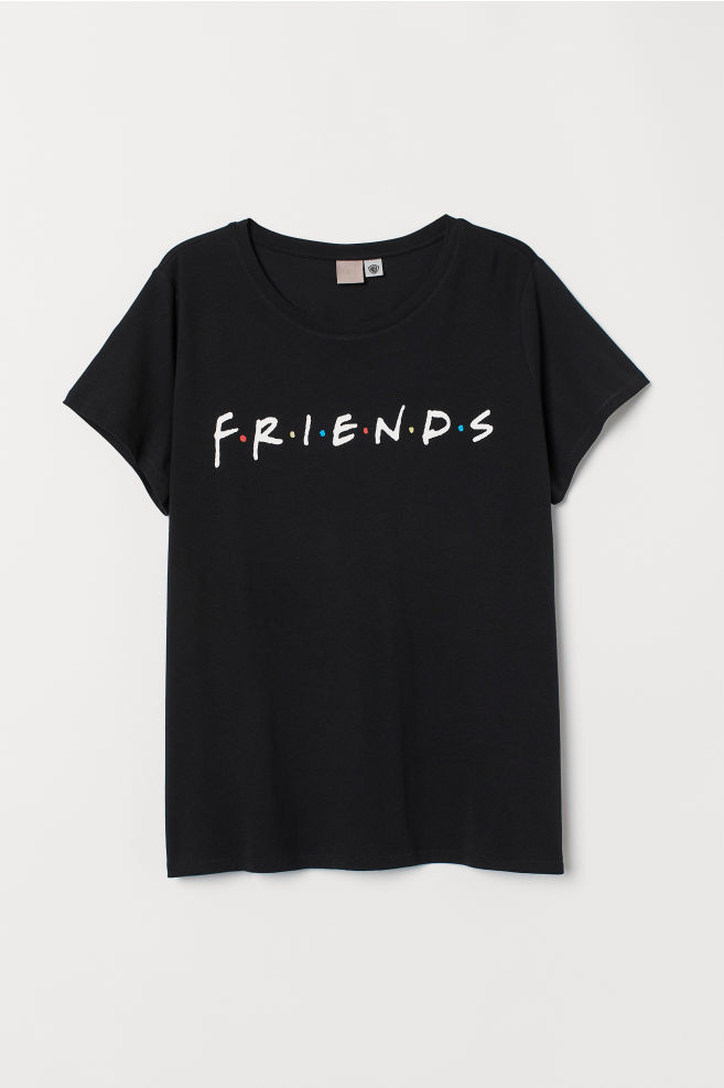 Friends Plus Tee