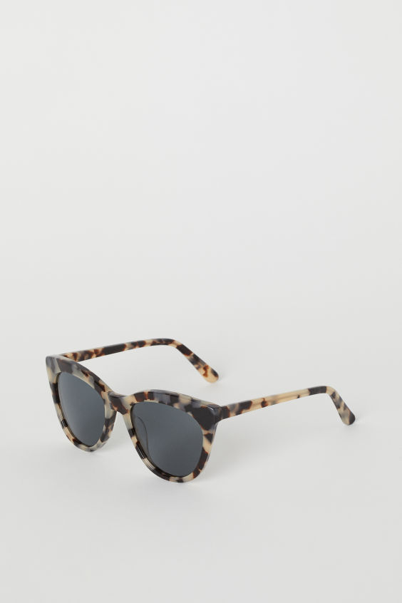 Polarized Sunglasses - Beige/patterned - Ladies | H&M US 2