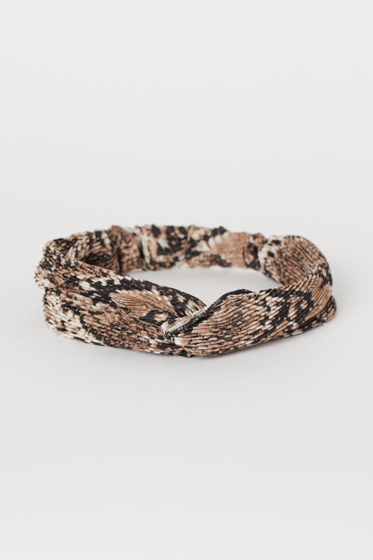snake skin headbands