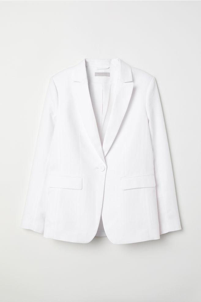 Blazer blanc – H&M