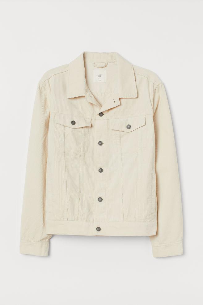 H&M cord jacket