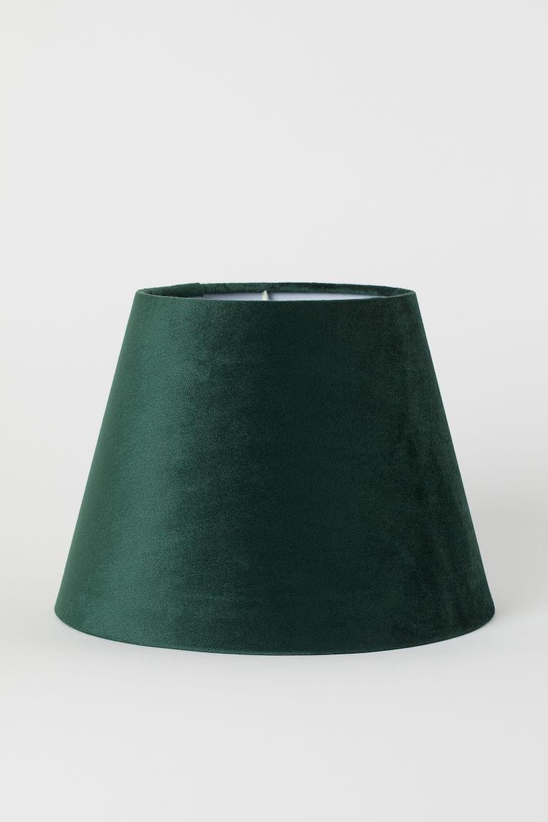 Velvet Lamp Shade Inwithit