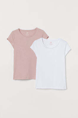 d420091b6c28 Girls Tops and T-shirts - Shop online | H&M GB