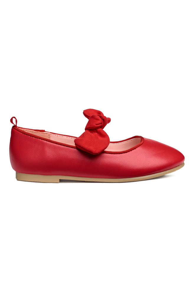 d75cc20c2dd Ballet pumps - Red - Kids