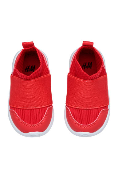 Baskets montantes - Rouge - ENFANT | H&M FR