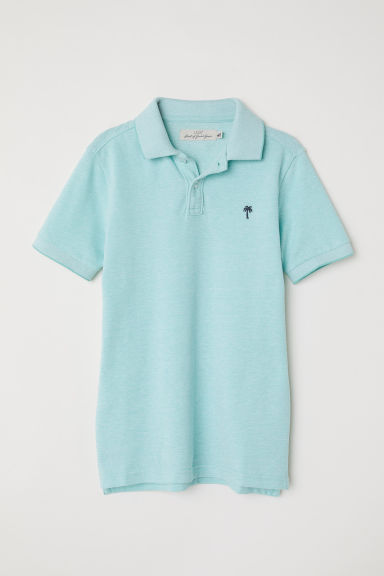 Polo - Turchese - BAMBINO | H&M IT