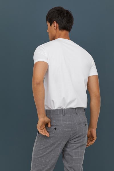 H&M - Camiseta en algodón premium - 3
