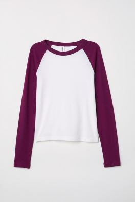 3e7339825a0 Women's Long Sleeve Tops - Shop fashion online | H&M GB
