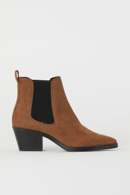 81abd40dacb Boots For Women | Thigh-High & Knee Boots | H&M US