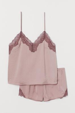 dea3c5280bba0c Women's Sleepwear- Shop the latest styles online | H&M US