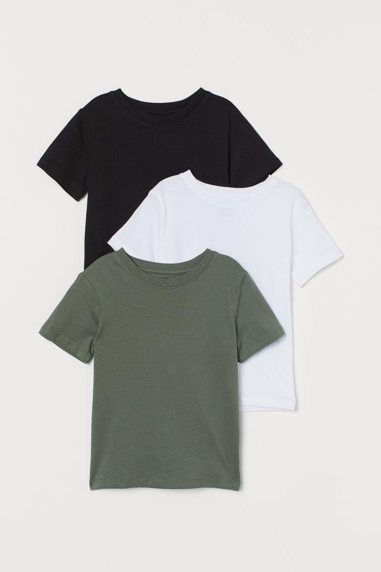 Pack De 3 Camisetas