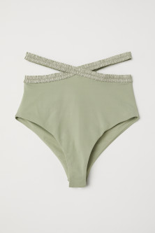 Bikini bottoms High waist