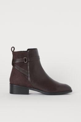 5d5c1ef95 Botines de Mujer | Compra Calzado de Mujer Online | H&M ES