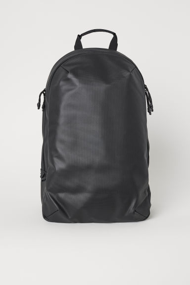 Two-compartment back pack - Black - Men | H&M