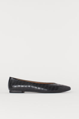 1229838786367 Ballet Flats & Loafers For Women | Flat Shoes | H&M US