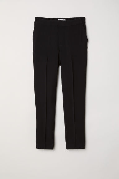 Pull-on broek - Zwart - DAMES | H&M BE