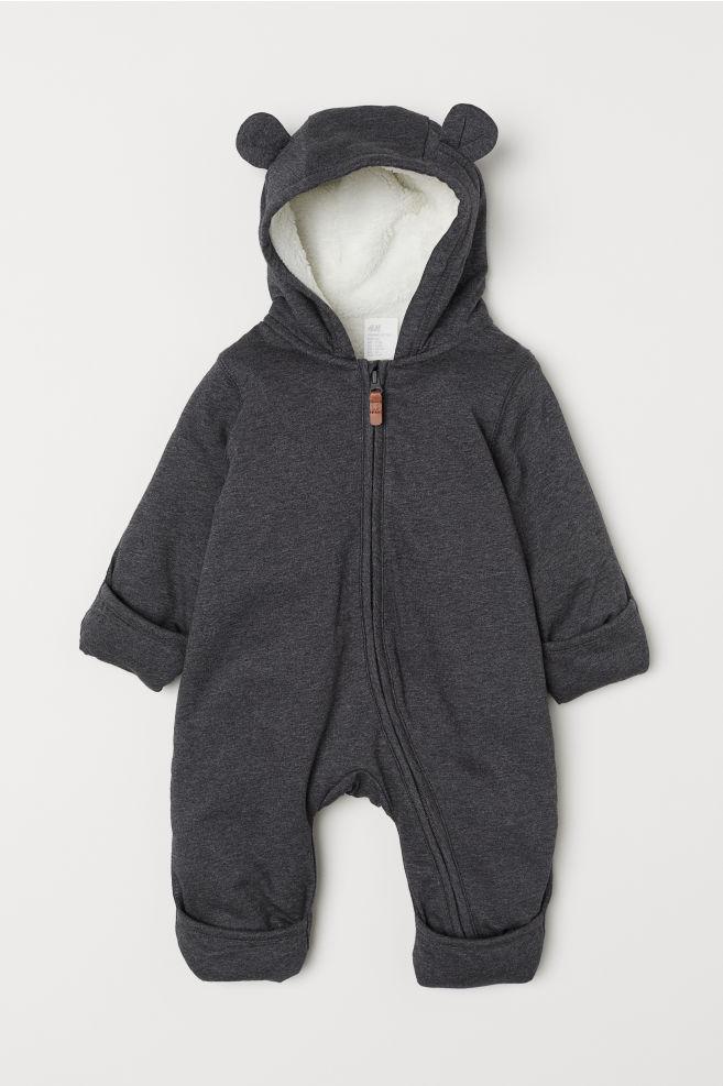 comprare a buon mercato colori delicati vendita calda autentica Tutina in jersey di cotone
