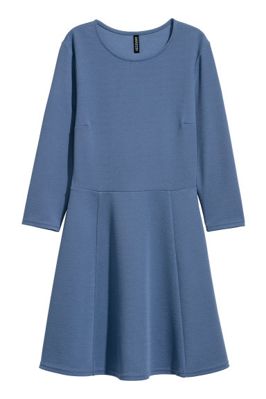 Abito in jersey - Blu - DONNA | H&M IT