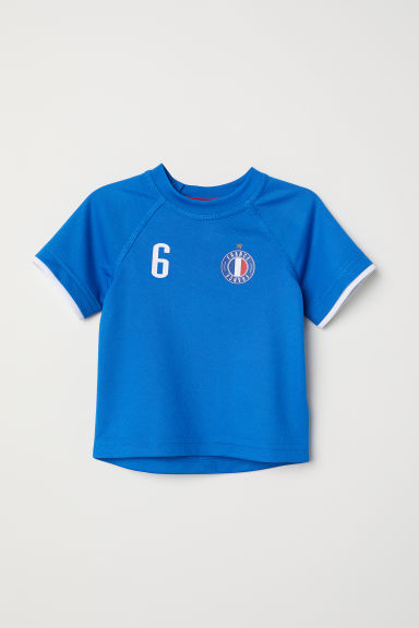 Football shirt - Blue/France - Kids | H&M
