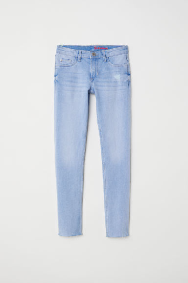 Superstretch Skinny Fit Jeans - Azul denim claro -  | H&M ES