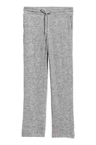 Joggers - Grey marl - Ladies | H&M CN