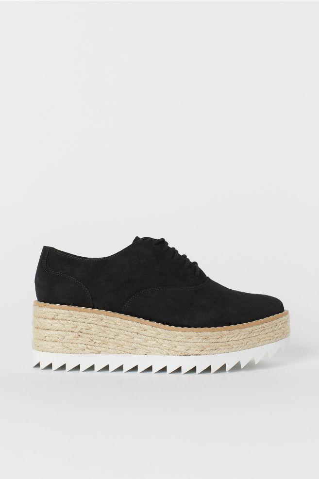 22244aeaad45 Platform shoes - Black - Ladies