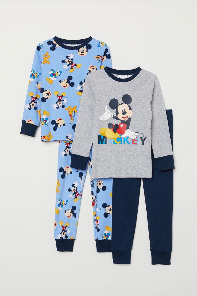 1bb8a9d4910 Set van 2 pyjama's