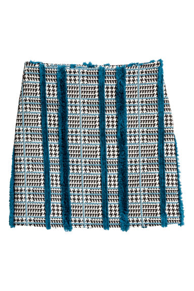 Short skirt - Turquoise - Ladies | H&M IE