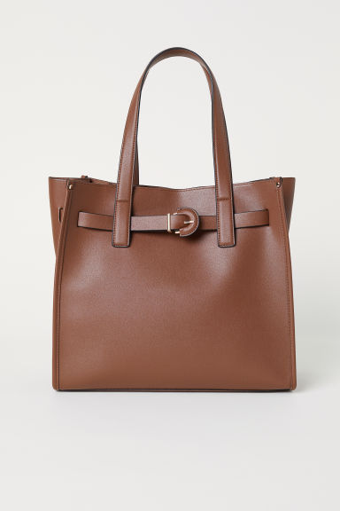 Handbag - Brown - Ladies | H&M