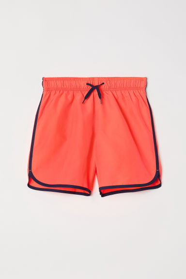 Swim shorts - Neon orange - Kids | H&M