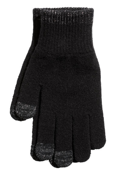 Smartphone gloves - Black -  | H&M IE