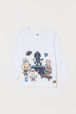 f068b9dda3672 Boys Tops & T-shirts - 18 months - 10 years - Shop online | H&M US