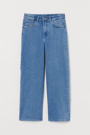 Comfort Stretch Wide Fit Jeans