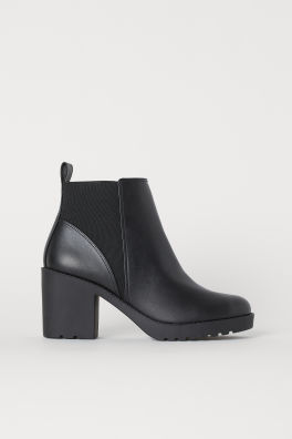 9acea8d65bb Boots For Women | Thigh-High & Knee Boots | H&M US
