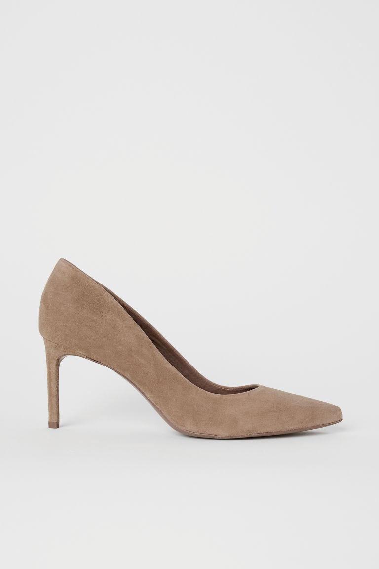 Court shoes - Light brown - Ladies | H&M