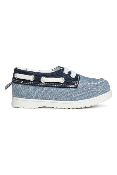Deck shoes - Blue - Kids | H&M CN
