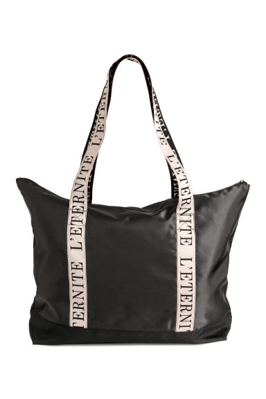 Shopper - Black/L'Eternité - Ladies | H&M