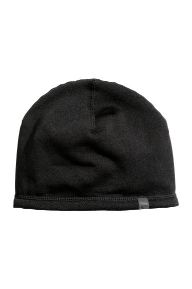 Fleece hat - Black -  | H&M