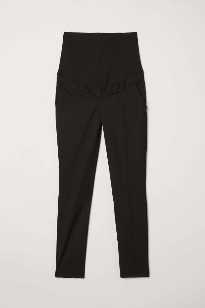 7aca3f05f MAMA Slacks - Black - Ladies | H&M ...
