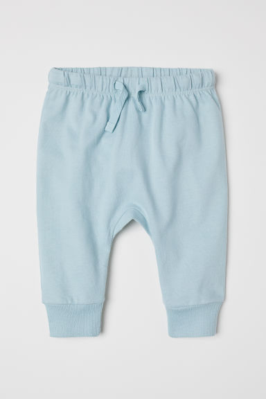 Jersey trousers - Light turquoise - Kids | H&M CN