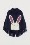 Dark blue/Rabbit