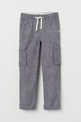a596b07edfb5 Chlapecké kalhoty a legíny – velikost 8–14+