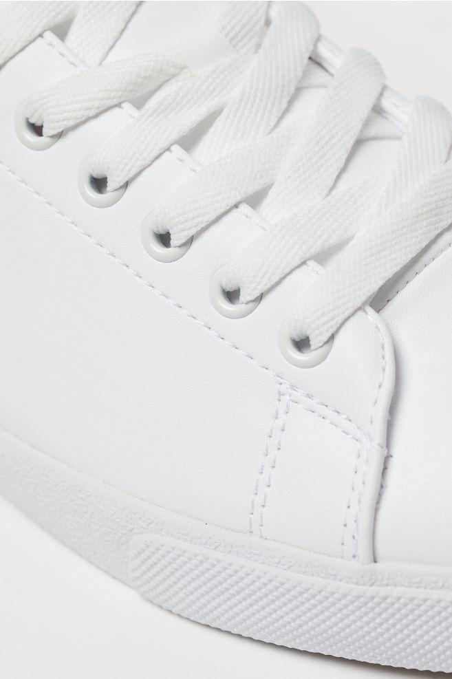 buy popular 60f3c 53146 ... Tennis - Blanc - HOMME   H M ...