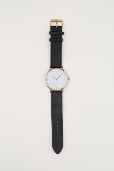 Orologio da polso - Nero - DONNA | H&M IT