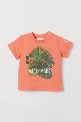 Tops y camisetas para bebés niño - Ropa para bebés  82626dd3958eb