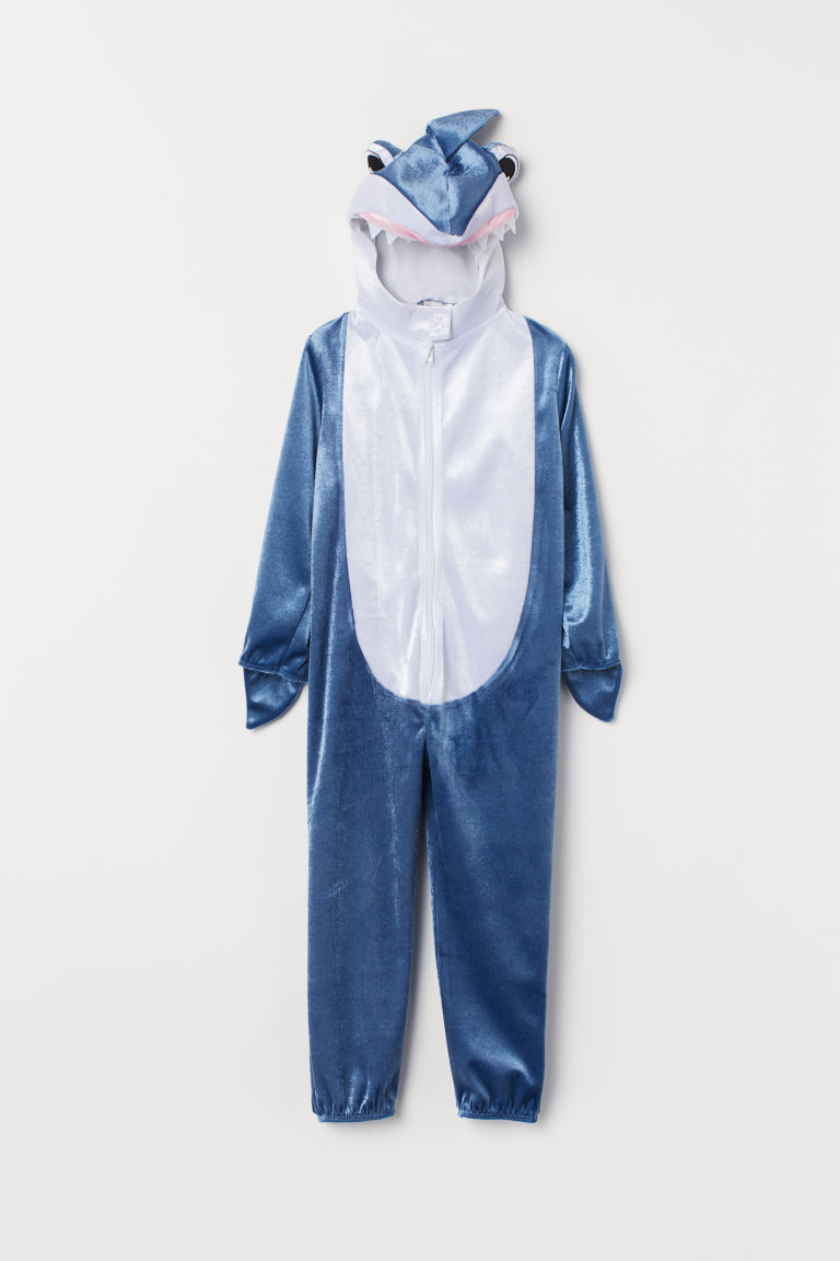 Costume da drago - Blu/squalo - BAMBINO | H&M IT